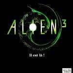 Alien³ affiche