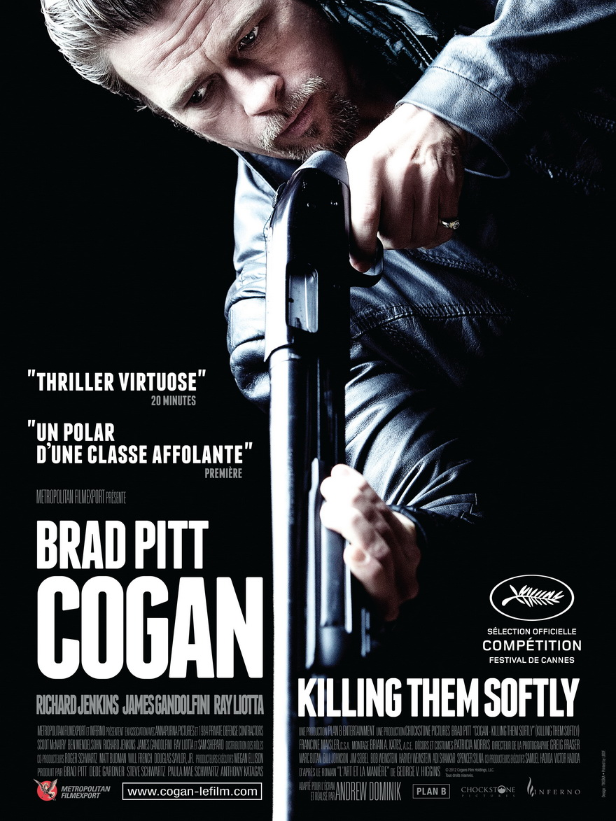affiche de Cogan Killing Them Softly