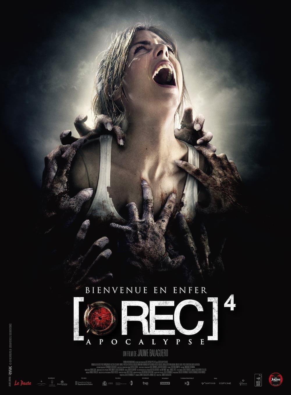 affiche de [Rec] 4 Apocalypse