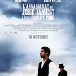 affiche de L'assassinat de Jesse James par le lâche Robert Ford
