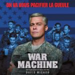 War Machine affiche poster