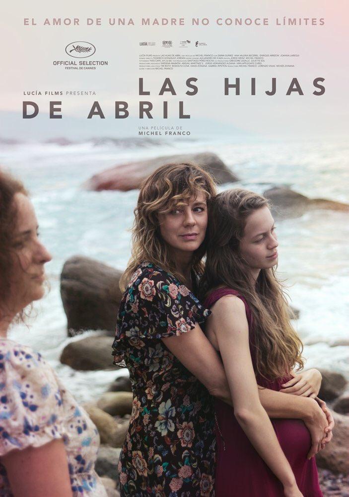 poster de Las Hijas de Abril de Michel Franco