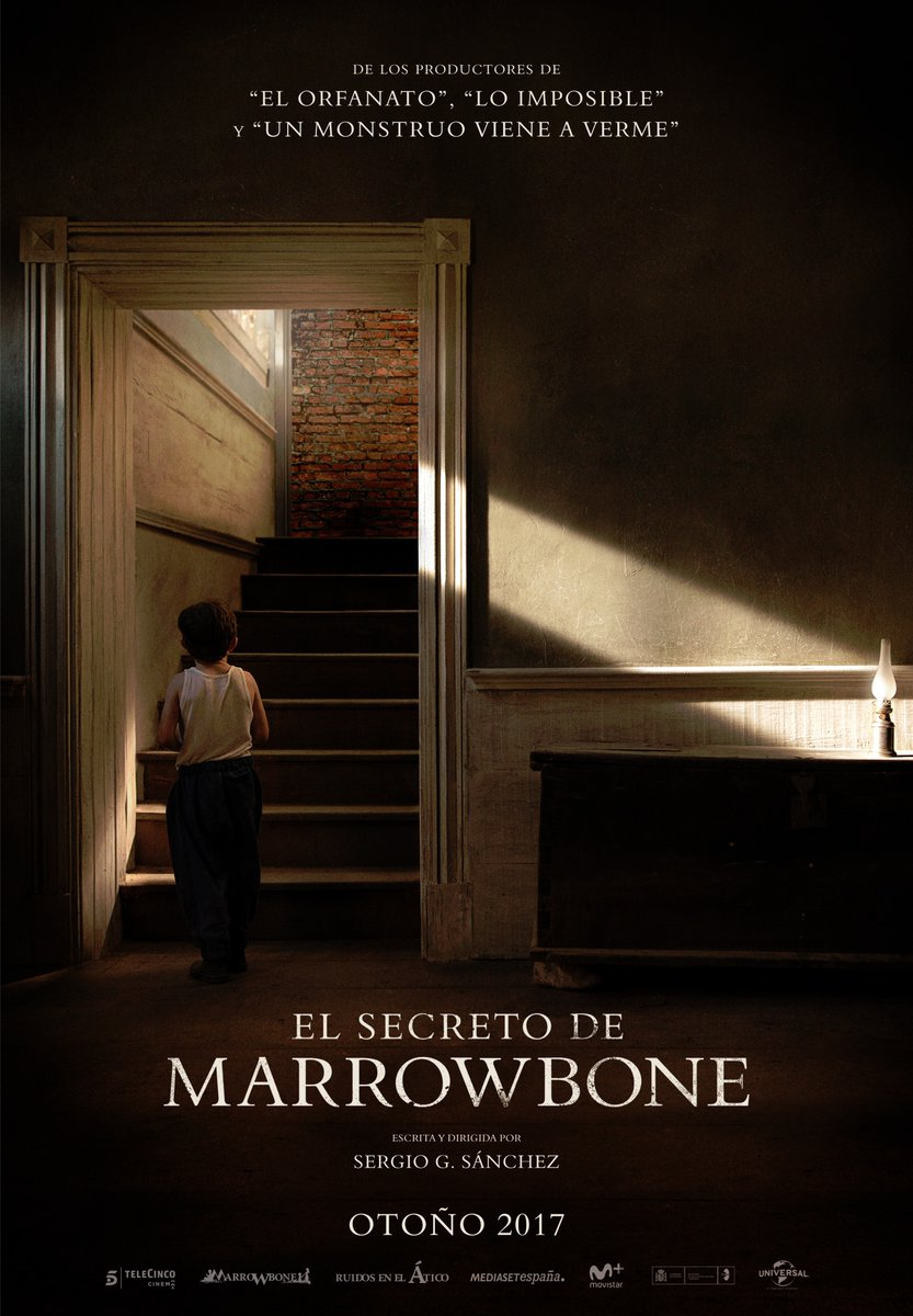 poster de Marrowbone