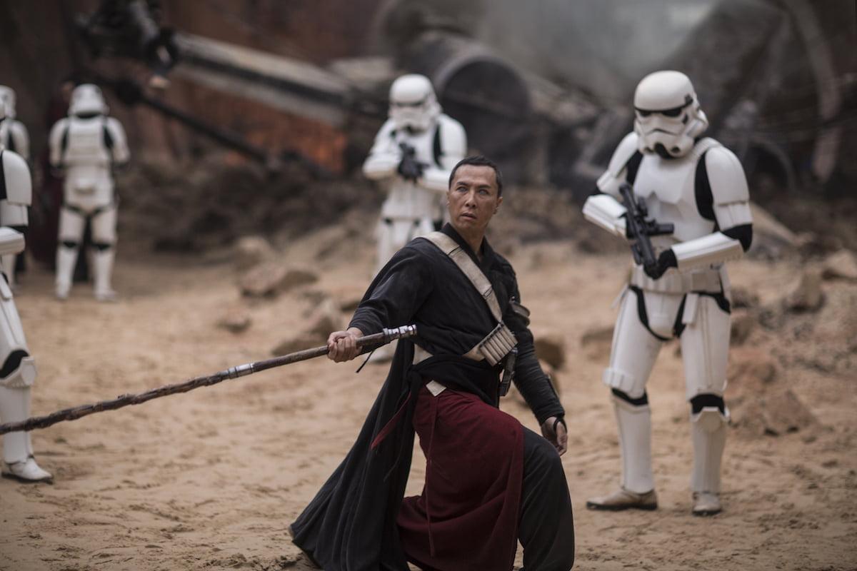 Donnie Yen dans Rogue One