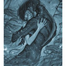La Forme de l'eau, The Shape of Water affiche