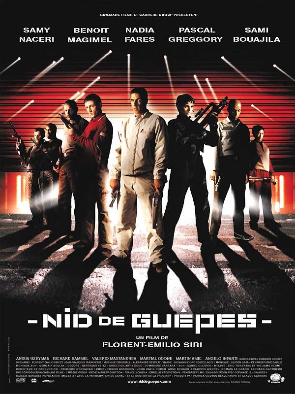 affiche de Nid de guêpes