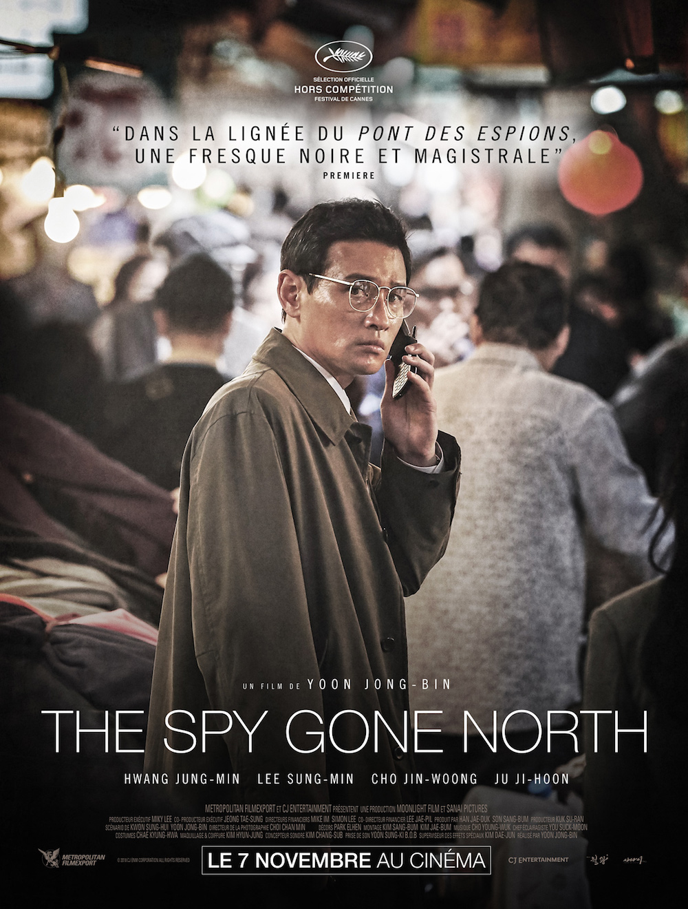 The Spy Gone North affiche furyosa