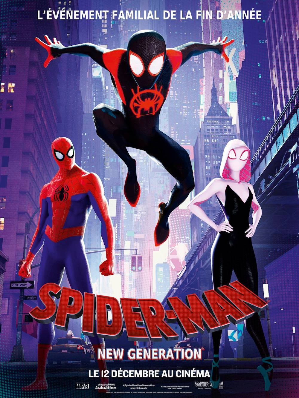 Spider-Man New Generation affiche 2 furyosa