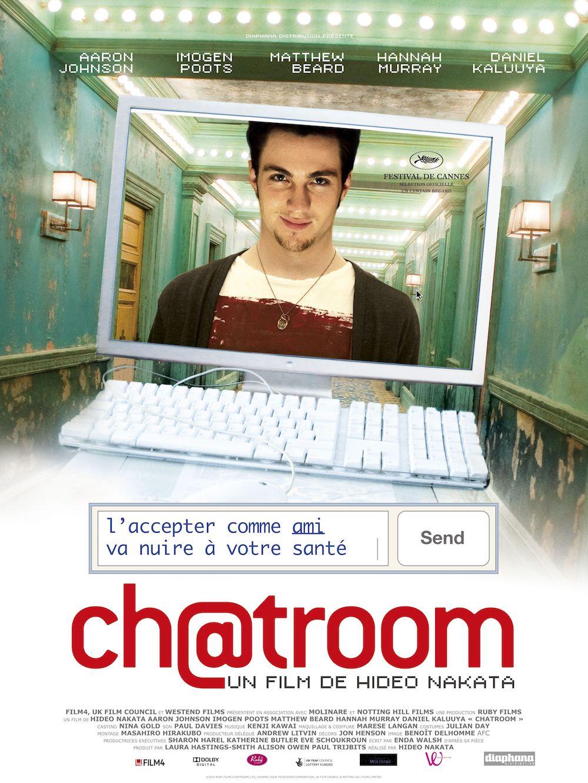 affiche de Chatroom de Hideo Nakata