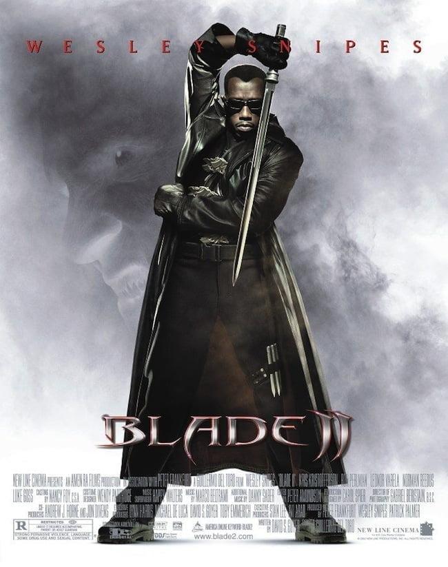 blade 2 affiche