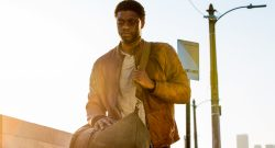 Chadwick Boseman dans Message from the King