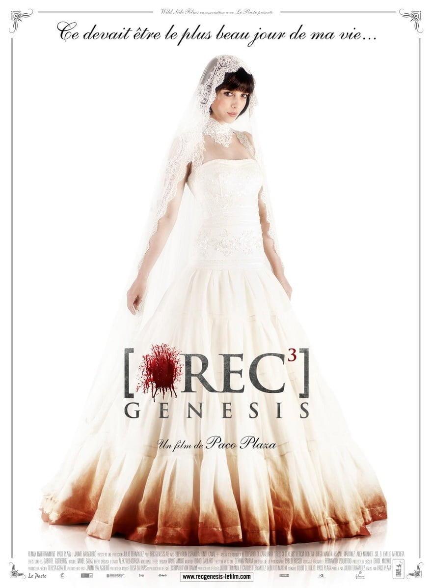 affiche de [REC]³ Genesis