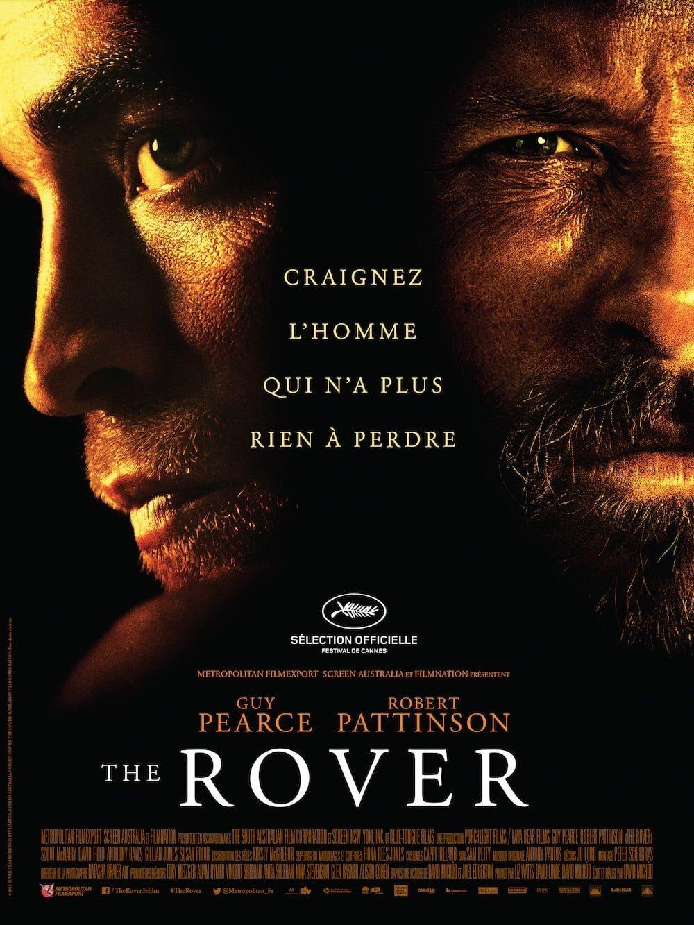 affiche de The Rover