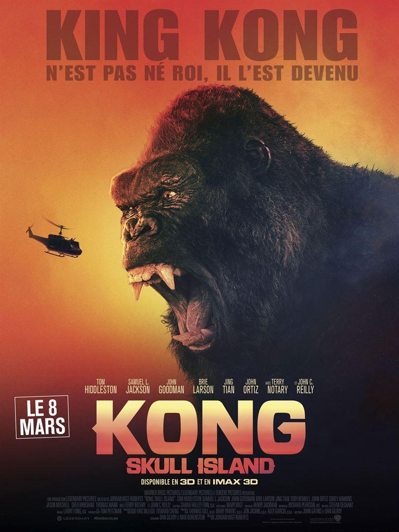 Kong: Skull Island affiche
