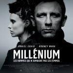 affiche de Millénium : Les hommes qui n'aimaient pas les femmes