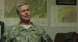 Bead Pitt dans War Machine