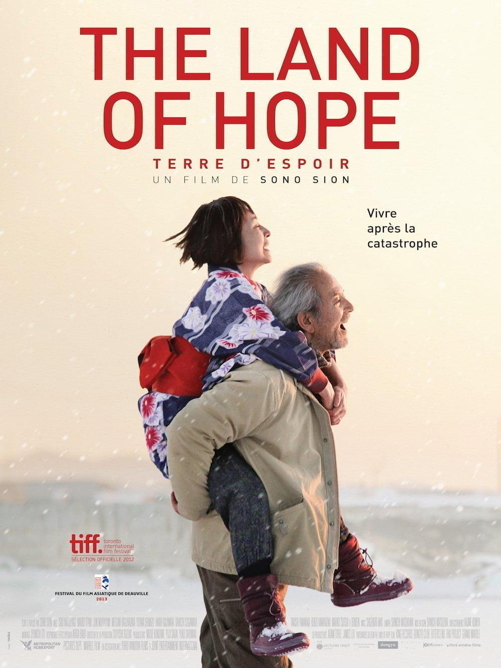 affiche de The Land of Hope