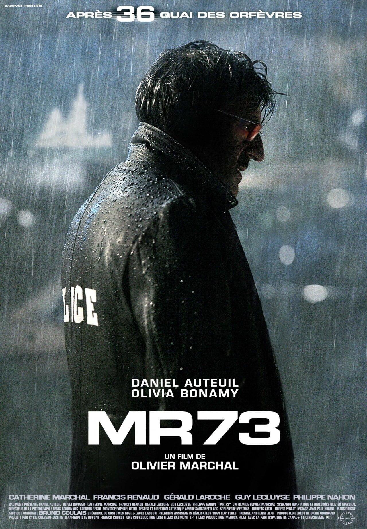 affiche de MR 73 de Olivier Marchal