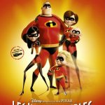 affiche de Les Indestructibles de Brad Bird
