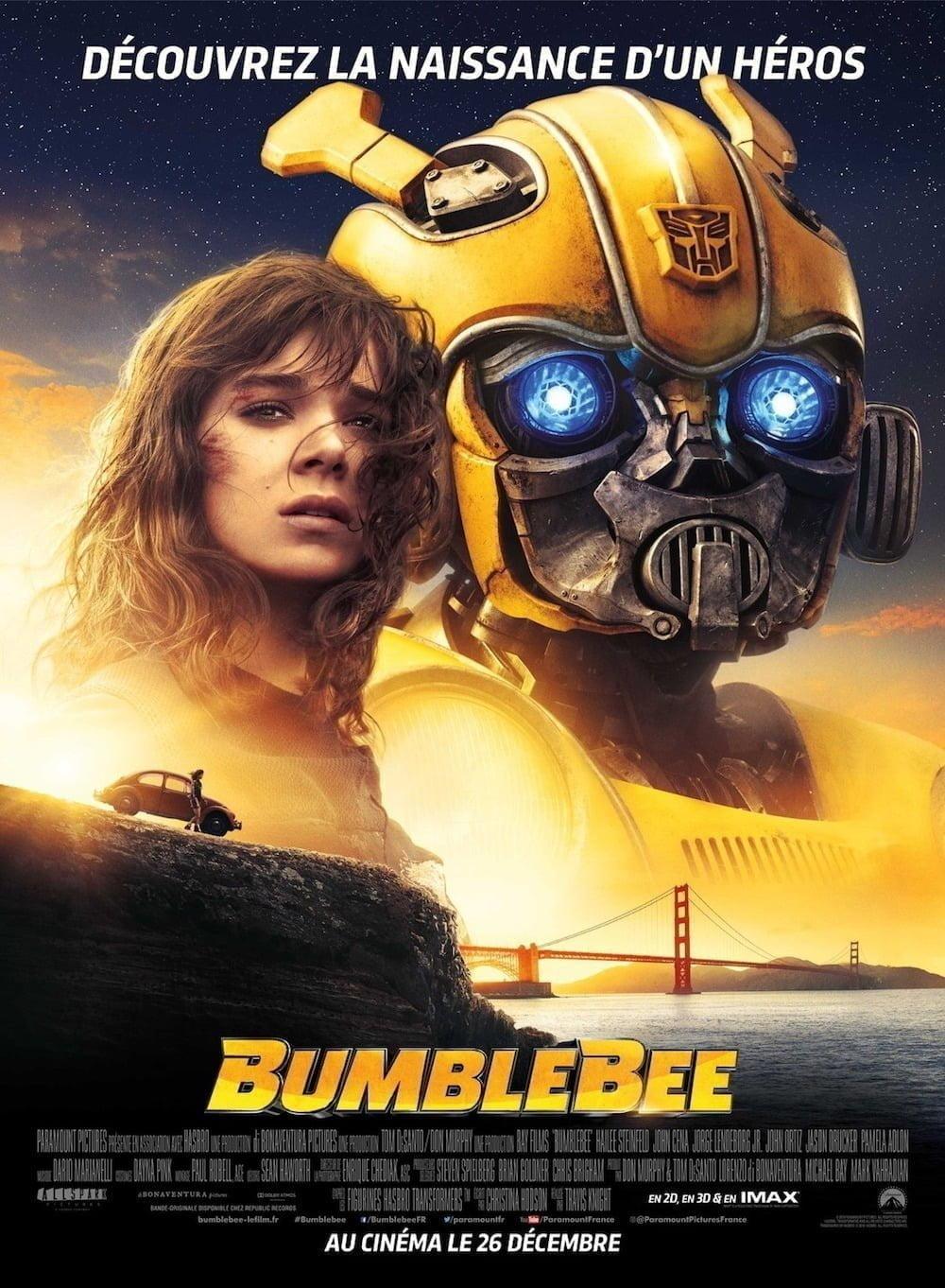 Bumblebee affiche furyosa