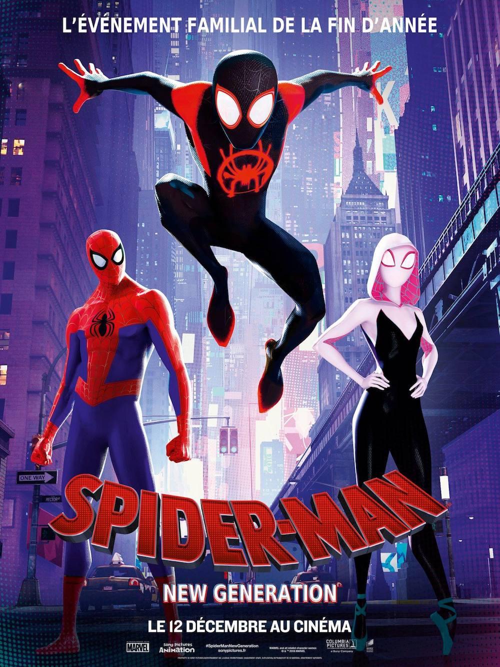 Spider-Man New Generation affiche 2 furyosa