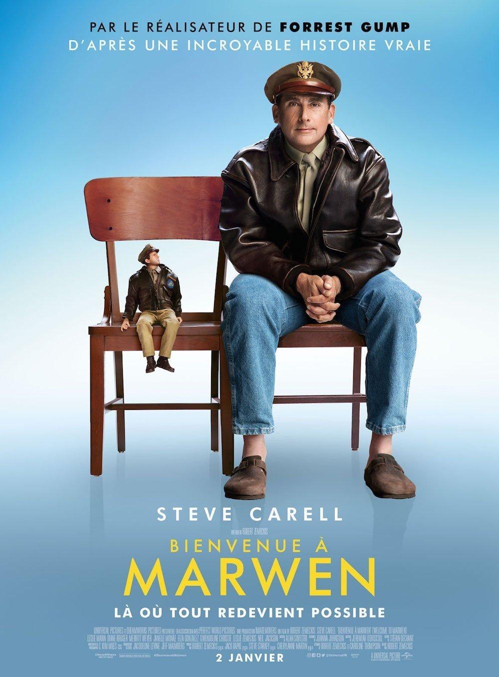 Bienvenue a Marwen affiche furyosa