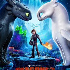 affiche Dragons 3