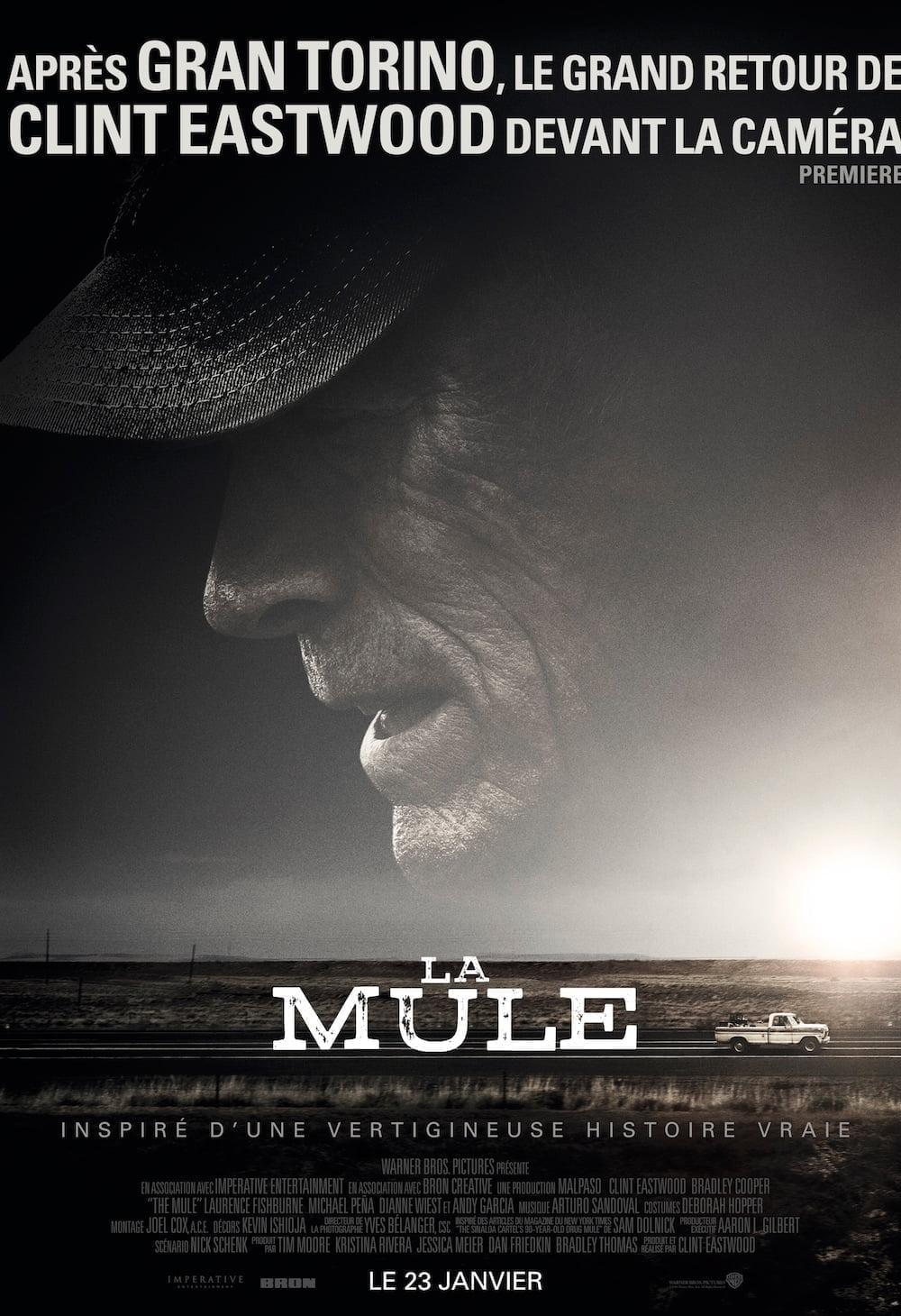 La Mule affiche furyosa