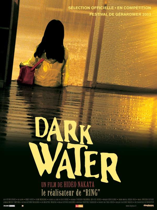 Affiche de Dark Water de Hideo Nakata