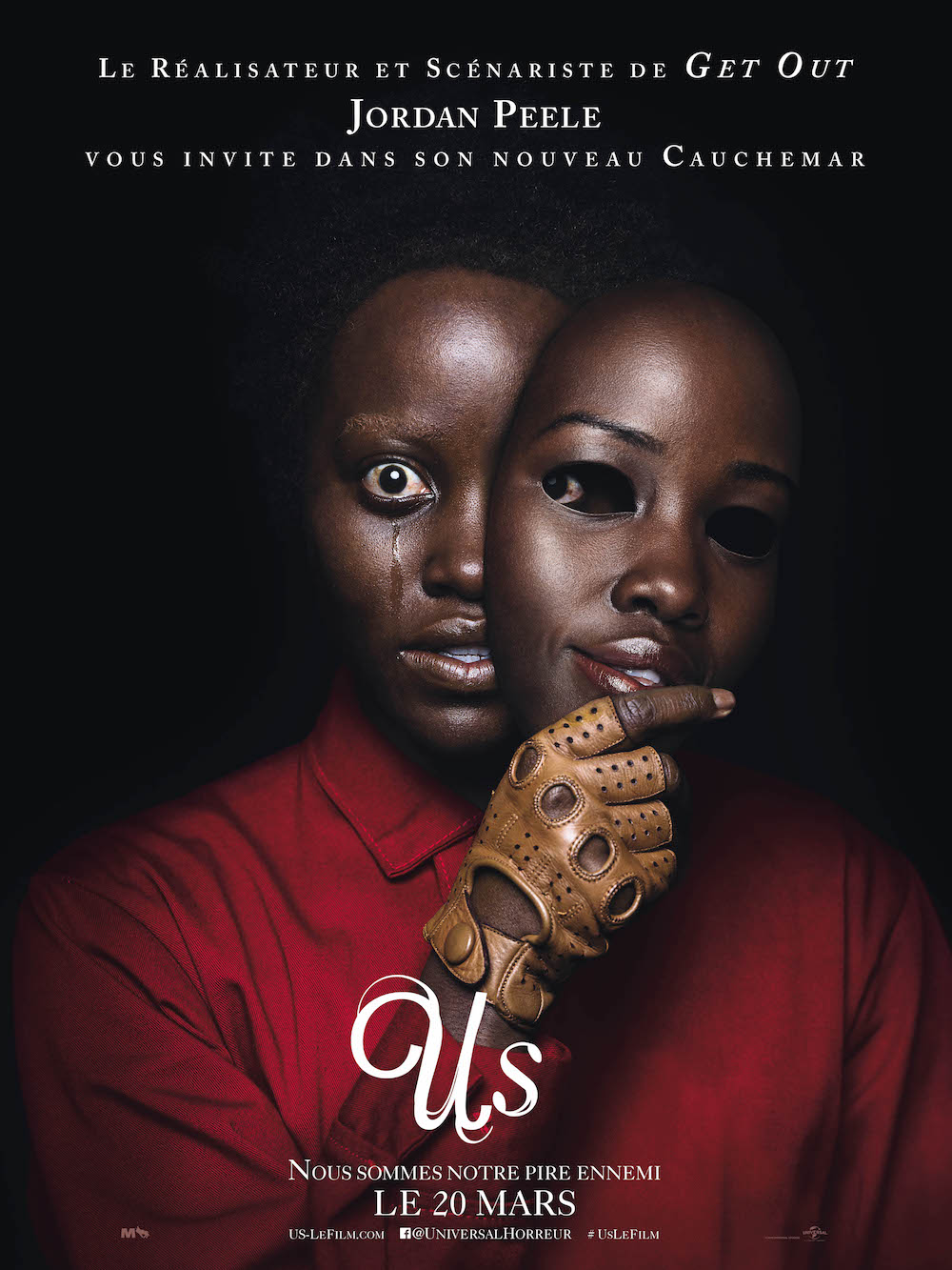 affiche de Us de Jordan Peele