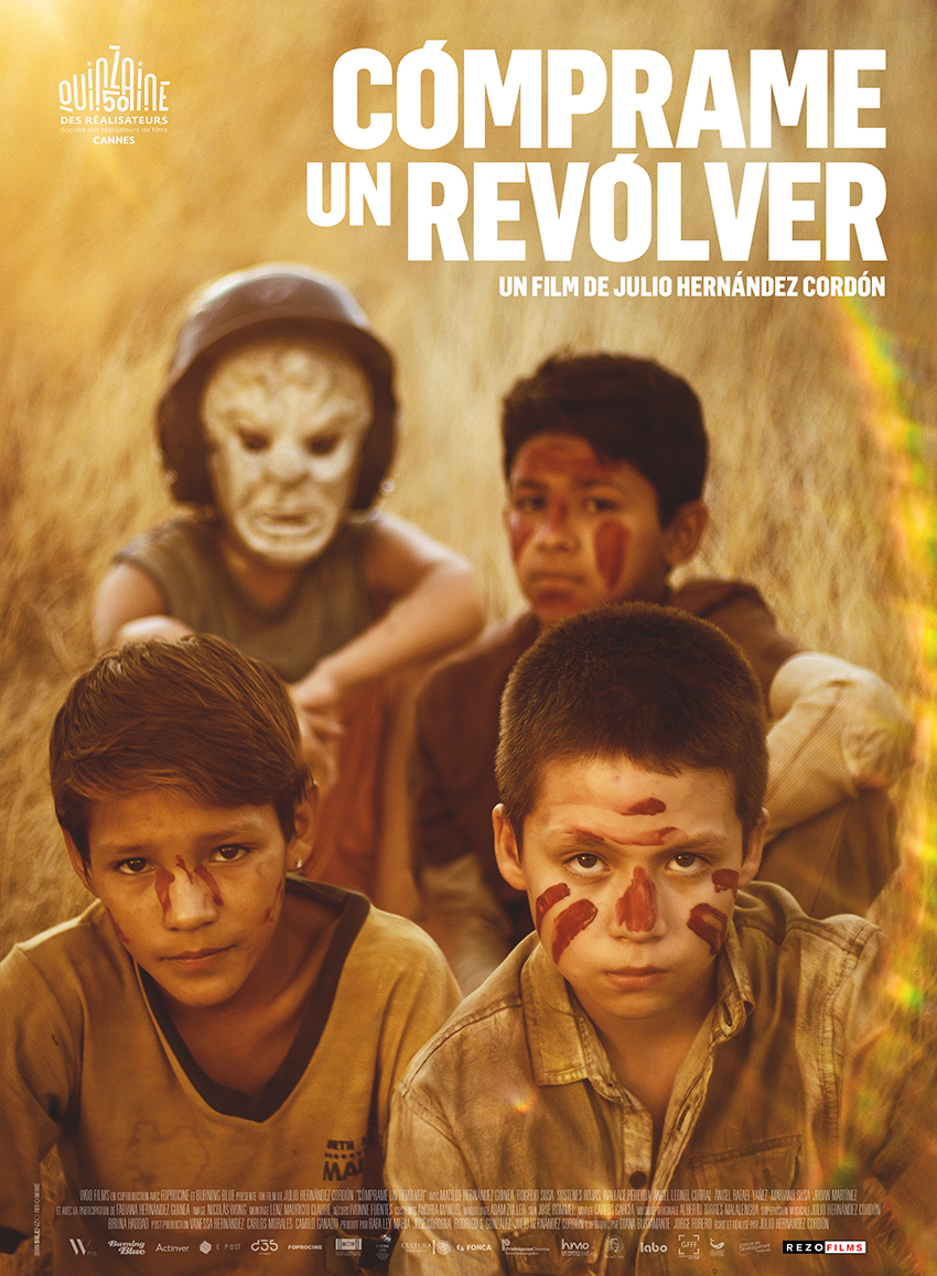 affiche de Cómprame un Revólver